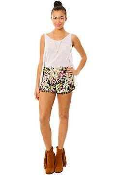 The Tropical Pom Pom Short