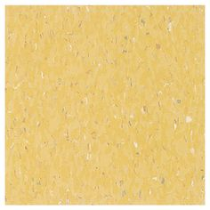 Armstrong�12-in x 12-in Soleil Yellow Chip Pattern Commercial Vinyl Tile