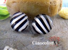 ANIMAL Print   8 x  Handmade Photo Glass Cabs by ciaocolor on Etsy, $2.40