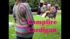 Ophelia Talks about a Campfire Cardigan
