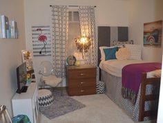 single dorm room ideas - Google Search