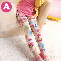 Cheap leggings spandex, Buy Quality underwear leggings directly from China legging Suppliers:  New Baby Girls Pants Kids Leggings Underwear Pattern Printed Trousers for girls    Specifications: Conditio