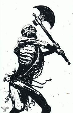 Zumbi, Morto-Vivo