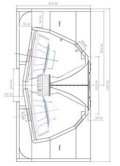 Risultati immagini per mid-high horn speaker plans