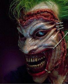Death of the Family Joker. So disturbing!!   The Joker ...  Death of the Fa...
