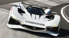 Mazda LM55 Vision Gran Turismo reshapes a winning form [w/video]