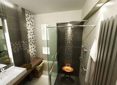 Łazienka zaadaptowana dla potrzeb osoby niepełnosprawnej.CD
