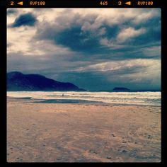 Praia do Santinho #floripa