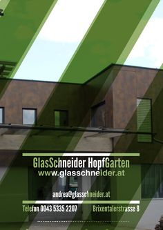 Hopfgarten Im Brixental, Decoupage Glass, Glass Roof, Partition Screen, Panel Room Divider
