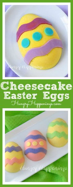 I have always loved cooking projects where you can make your treat in your own way! This Easter have fun in the kitchen with your kids and teach them How to Paint Cheesecake Easter Eggs! They are beautiful and delicious desserts. Easter Egg Moulds, Easter Eggs, Easter Food, Egg Molds, Easter Stuff, Easter Decor, Holiday Treats, Holiday Recipes, Desserts Ostern