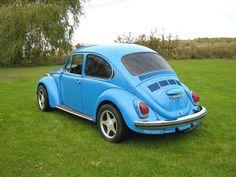 VW Super Beetle 1972