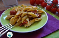 Pasta al pesto cremosa / primo piatto veloce