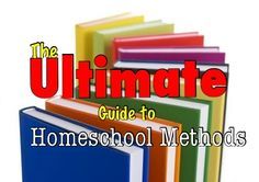 Ever wonder which method is right for you?--I never realized there were so many methods. This was an interesting read through, and I think it would be helpful for those considering homeschooling. Homeschool Diploma, Homeschool Curriculum, Always Learning, Kids Learning, Teaching Activities, Learning Resources, How To Start Homeschooling, Educational Websites, Nature Journal
