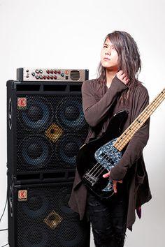 Hiroki Ikegawa - Crossfaith
