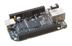 This week the new BeagleBone Black Rev C development board has been unveiled offering a similar board to that offered by the Raspberry Pi mini PC and Arduino UNO Arduino Projects, Electronics Projects, Beaglebone Black Projects, Raspberry Pi Alternatives, Electronic Kits, Training Kit, Development Board, Diy Kits, Linux