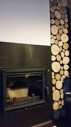 Woody fireplace
