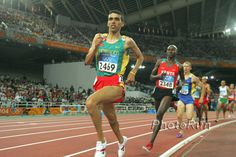 Hicham EL Guerrouj Mile Record Run