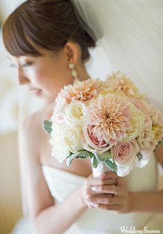ITEMS BOUQUET Girls Dresses, Flower Girl Dresses, Bridal Flowers, Flower Arrangements, Bouquets, Future, Wedding Dresses, Fashion, Weddings