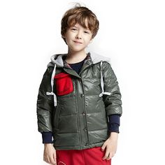 27.00$  Buy now - https://alitems.com/g/1e8d114494b01f4c715516525dc3e8/?i=5&ulp=https%3A%2F%2Fwww.aliexpress.com%2Fitem%2F2016-Winter-Children-s-Clothing-Boy-Winter-Coat-Luxury-Brand-Widened-Mink-hair-Fur-Cap-Thick%2F32722405501.html - New  Brand Children Jackets For Boys  Winter White Duck Down Jacket Boys Coats Hooded Parkas  down Children Snow Wear Coat