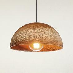 Semi40 lamp by Wishnya Design Studio