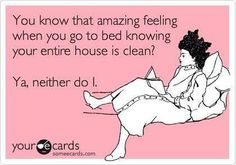 32 ideas for funny ecards clean house Cute Quotes, Funny Quotes, Hilarious Sayings, Witty Sayings, Card Sayings, Tgif Funny, It's Funny, Funny Laugh, Crochet Humor