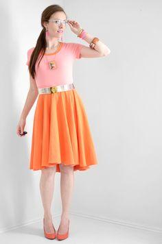 istillloveyou-orange-pink-high-low-dress-sewing-tutorial-1