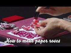 Gallery | Beautiful Pink Rose Foldout Card - Heartfelt Creations
