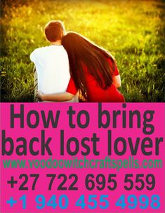 Here you can request for a variety of love spells that will be able to assist in whatever love situation that you are facing as well as assist you in your desire to bring forth something into your relationship or love life.