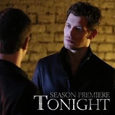 """Klaus is at the center of new Mikaelson family drama when #TheOriginals returns tonight at 9/8c!"""