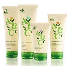 Pregnancy Magazine spotlighted ABC Arbonne Baby Care Hair & Body Wash, Body Lotion, Diaper Rash Cream, and Sunscreen Broad Spectrum SPF 30.