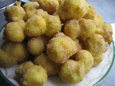 Petit beignets Sonhos ( Portugais )