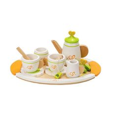 Tea Set for Two at Hape Toys - so cute