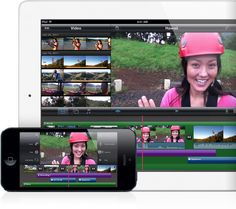 iMovie: Edit HD movies on your iPad. Making Youtube Videos, Add Music, Ipad, For You Song, Book Trailers, Social Media Site, Promote Your Business, Video Clip, Hd Movies