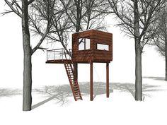 Baumraum | Buschhaus München | Shelter | Pinterest | Bäume, Haus ... Das Magische Baumhaus Von Baumraum