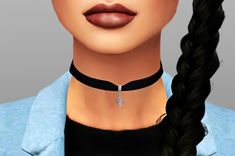 Simpliciaty: Chokers • Sims 4 Downloads