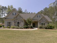 1000 images about exterior home design on pinterest for Austin stone house plans