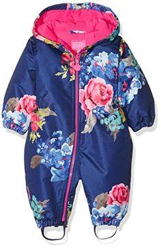 Joules Girl's Inf Snowsuit, Blue (Navy Floral), 3-6 Month... https://www.amazon.co.uk/dp/B01ETEF2GO/ref=cm_sw_r_pi_dp_x_wAdqyb1VJ3VAD