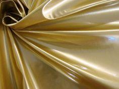 Lackleder Stretch - Gold #10051-0022
