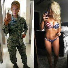 We find and share these 50 beautiful ARMY women with and without uniform in which all these are looking so powerful with stunning and attractive looks.