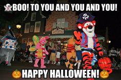 Trick Or Treat at Walt Disney World!  http://mymickeyvacation.com/ chrisballard.html