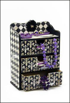 Jewelry Box - Scrapbook.com