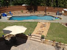 Blue Lagoon Pebble Tec | RCS Pool and Spa