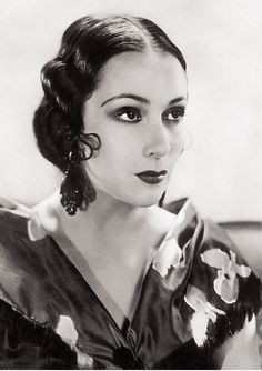 Image result for dolores del rio glamour shot