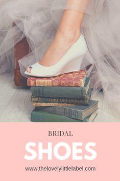 Top 10 Most Gorgeous Bridal Shoes Bridal Shoes Wedges, Lace Bridal Shoes, Best Bridal Shoes, Red Wedding Shoes, Bridal Sandals, Wedding Dresses, Umbrella Wedding, Wedding Umbrellas, Vintage Style Shoes