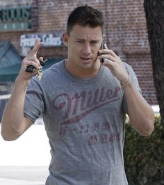 Bestowed facial features handsome, powerfully built and romantic nature. Possible Wherever the girls out there are not Obsessed Addict Channing Tatum, right or not?