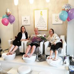 "141 Likes, 2 Comments - Jaja Spa (@jajaspa) on Instagram: ""Had such a lovely time celebrating a birthday this morning . . . . . #spa #nails #nailsalon…"""