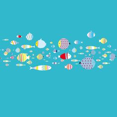 circus fishies