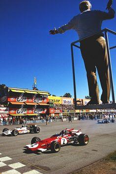 Monza - Jacky Ickx - Ferrari
