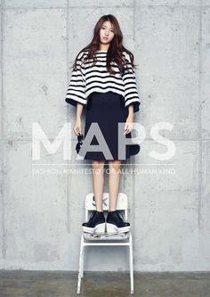 Sowon for MAPS Magazine