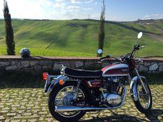 Yamaha xs2 Tuscany Italy